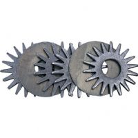 Huntingdon ('star type') replacement wheel dresser cutters.
